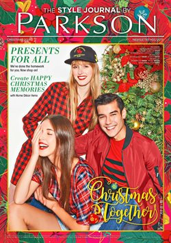 Department Stores offers in the Parkson catalogue in Ipoh