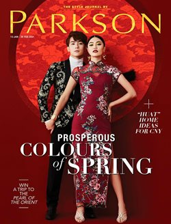 New Year offers in Parkson catalogue ( More than a month)