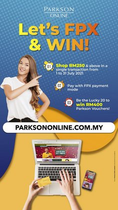 Department Stores offers in Parkson catalogue ( 7 days left)