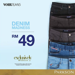 Offers from Parkson in the Kuantan leaflet