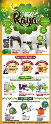 Offers from Home-Fix in the Ipoh leaflet