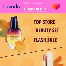 Department Stores offers in Lazada catalogue ( Expires today)