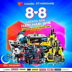 Department Stores offers in Lazada catalogue ( 1 day ago)