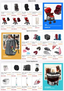 Department Stores offers in the SuperBuy catalogue in Kuala Lumpur