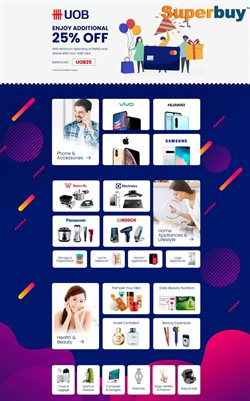 Offers from SuperBuy in the Kuala Lumpur leaflet