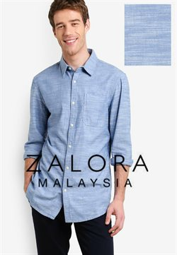 Offers from ZALORA in the Kuala Lumpur leaflet