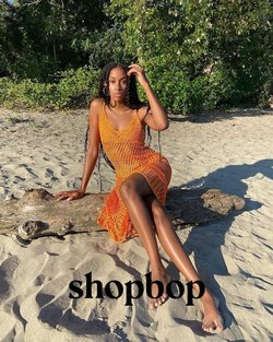 ShopBop offers in ShopBop catalogue ( 6 days left)