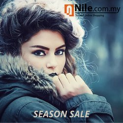 Nile offers in Nile catalogue ( 23 days left)