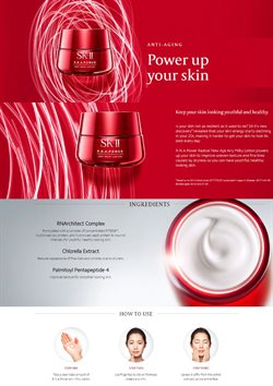 Offers from SK II in the Petaling Jaya leaflet