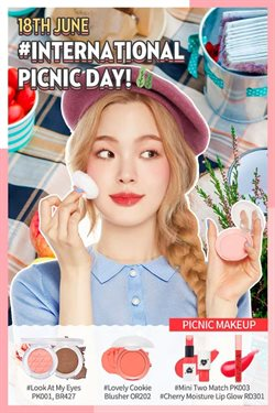 Offers from Etude House in the Penang leaflet