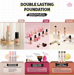 Offers from Etude House in the Petaling Jaya leaflet