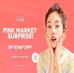 Etude House offers in Etude House catalogue ( Expired)