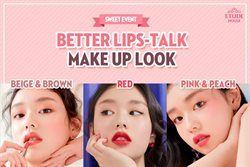 Offers from Etude House in the Johor Bahru leaflet