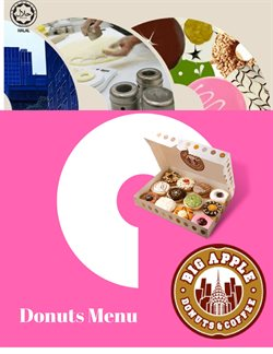 Offers from Big Apple Donuts in the Kuching leaflet