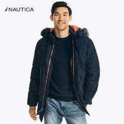 Nautica offers in Nautica catalogue ( More than a month)