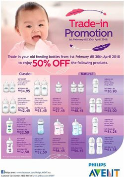 Offers from GAMA in the Penang leaflet