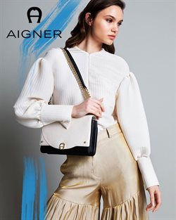 Aigner catalogue ( More than a month )