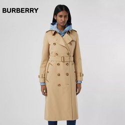 Premium Brands offers in Burberry catalogue ( 27 days left)