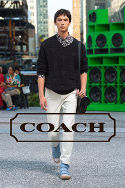 Offers from Coach in the Johor Bahru leaflet
