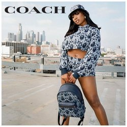Clothes, shoes & accessories offers in Coach catalogue ( Expires tomorrow)
