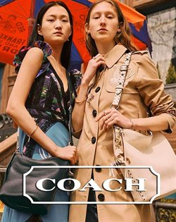 Offers from Coach in the Penang leaflet