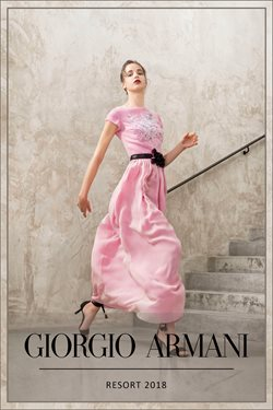 Offers from Armani in the Kuala Lumpur leaflet