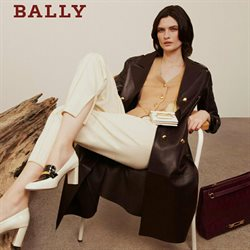 Bally offers in Bally catalogue ( More than a month)