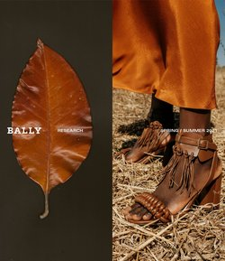 Bally offers in Bally catalogue ( 25 days left)