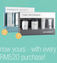 Offers from Dermalogica in the Kuala Lumpur leaflet