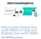Dermalogica coupon ( Published today )