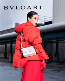 Bvlgari catalogue ( More than a month )