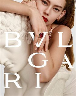 Bvlgari catalogue ( 22 days left )
