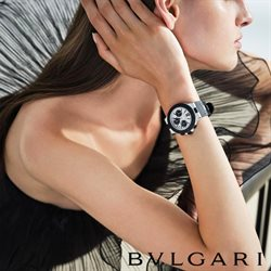 Bvlgari offers in Bvlgari catalogue ( More than a month)