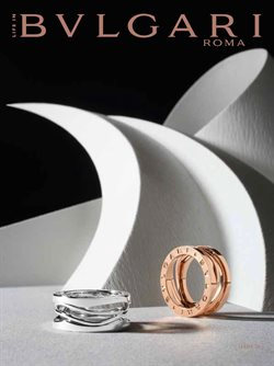 Jewellery & Watches offers in the Bvlgari catalogue in Kuala Lumpur