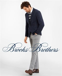 Brooks Brother offers in Brooks Brother catalogue ( 6 days left)