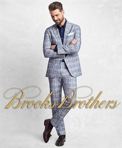 Offers from Brooks Brother in the Kuala Lumpur leaflet