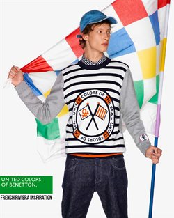 United Colors of Benetton catalogue ( 24 days left )