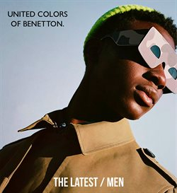 United Colors of Benetton offers in United Colors of Benetton catalogue ( 10 days left)