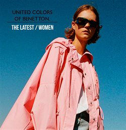 United Colors of Benetton offers in United Colors of Benetton catalogue ( 12 days left)