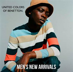 United Colors of Benetton offers in United Colors of Benetton catalogue ( More than a month)