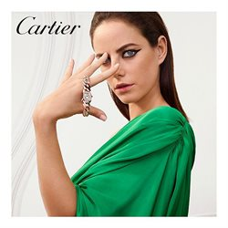 Jewellery & Watches offers in the Cartier catalogue in Klang ( 27 days left )