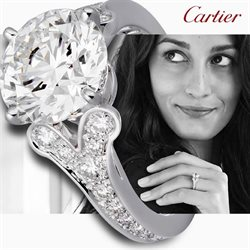 Offers from Cartier in the Kuala Lumpur leaflet