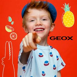 Geox catalogue in Kuala Lumpur ( More than a month )