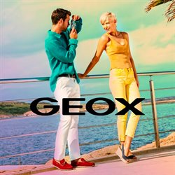 Geox catalogue in Klang ( More than a month )