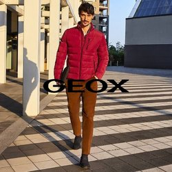 Geox offers in Geox catalogue ( More than a month)