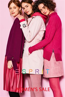 Clothes, shoes & accessories offers in the Esprit catalogue in Kuala Lumpur
