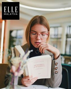 Elle catalogue in Melaka ( More than a month )
