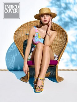 Enrico Coveri offers in Enrico Coveri catalogue ( More than a month)