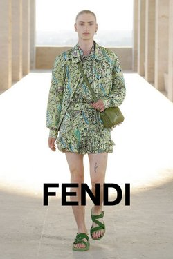 Fendi offers in Fendi catalogue ( More than a month)