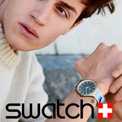 Jewellery & Watches offers in the Swatch catalogue in Ipoh